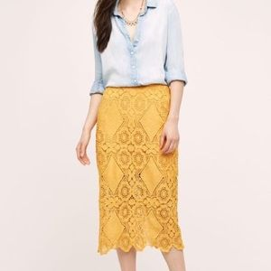 Dandelion Lace Skirt by Maeve